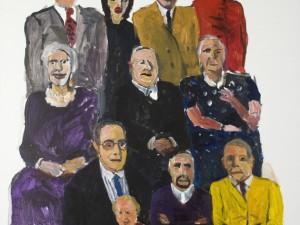 Släkten samlad/ The family is together