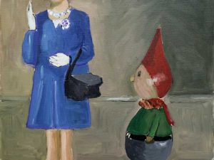 Pipino möter drottningen/Pipino meets the queen