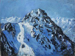 Bergstopp/Montain peak